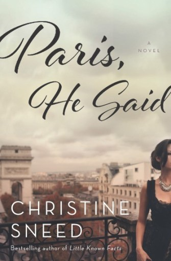 Paris He Said_cover