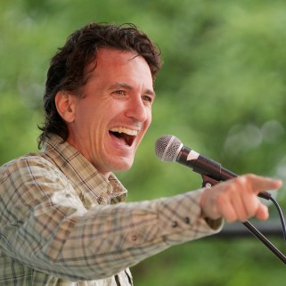 Evanston Storytelling Festival - Antonio Sacre - Photo, Dean Zatowski