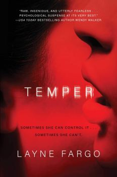 "Bleeding Art: A Review of ""Temper"" by Layne Fargo"