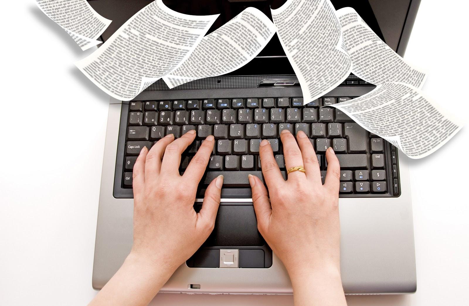 Get Writing Jobs Online
