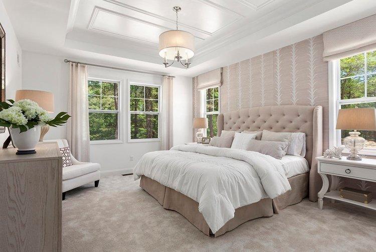 Design a Bedroom Sanctuary | Lita Dirks & Co | Award ... on Model Bedroom Interior Design  id=81874