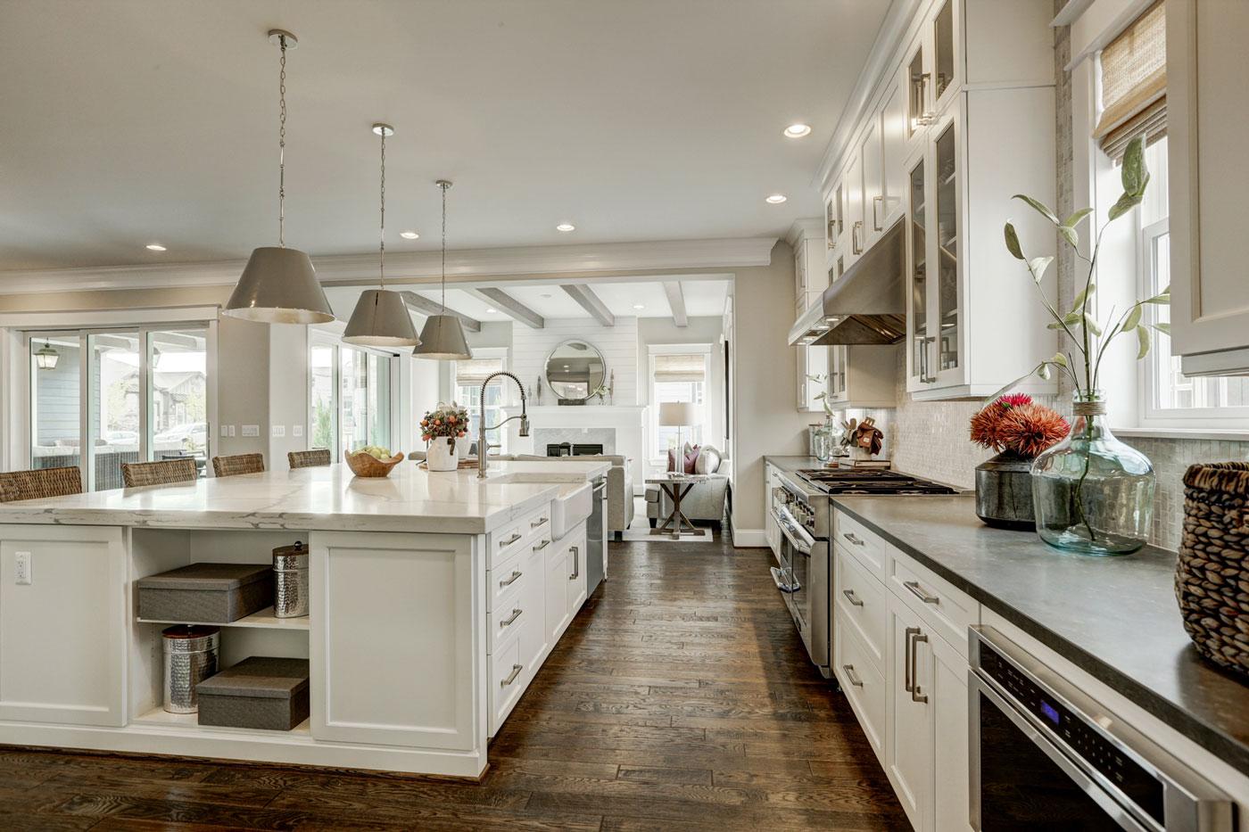 Hot Design Trends in 2019 | Lita Dirks & Co. | Award ... on Model Kitchen Images  id=57485