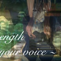 Having Strength In Your Voice - ( May  Owls Blog Tour)