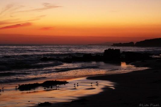 sunset shadow1