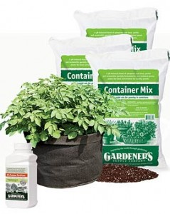 potato grow bag