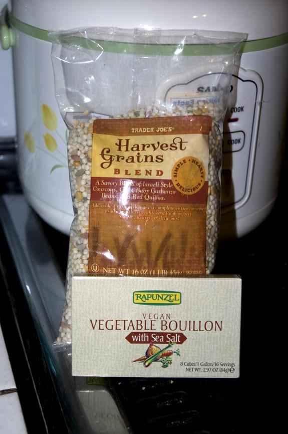Trader Joe's Harvest Grain Blend