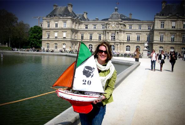 Lisa in France