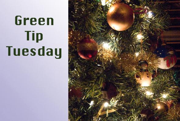 Green Holiday Decorating