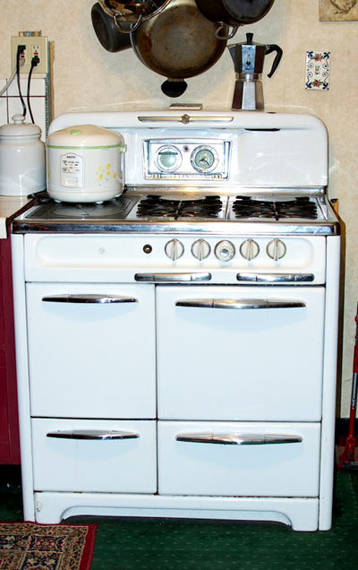 my old oven