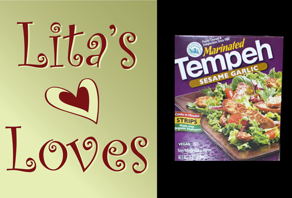 Lita's Loves Marinated Tempe