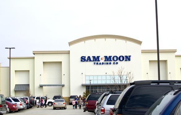 Sam Moon