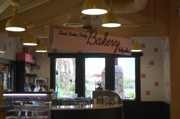 Babycakes Bakery in Downtown Disney