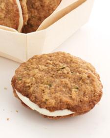 zucchini cookie