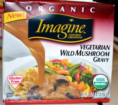 vegetarian gravy