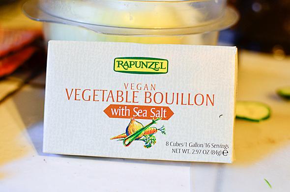Rapunzel vegan bouillon