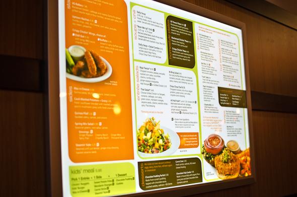 veggiegrill menu