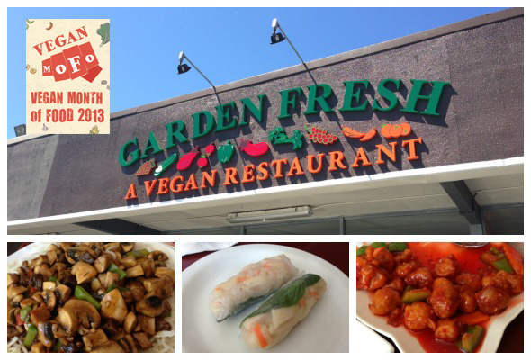 Garden Fresh A Vegan Restaurant Lita 39 S World
