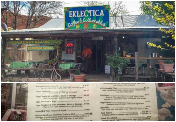Eklectica Restaurant