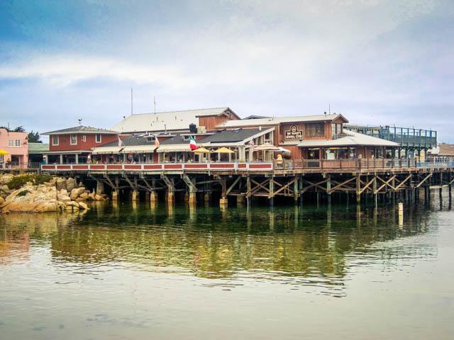 Monterey, CA Fisherman's Wharf