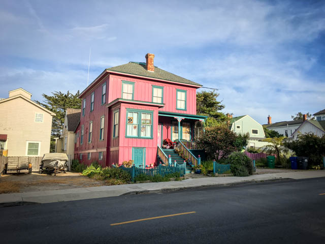 house in Pacific Grove