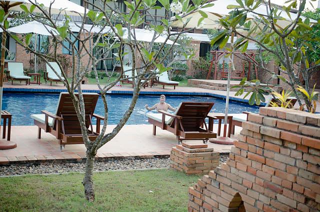 Sukhothai hotel