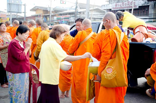 monk greeting
