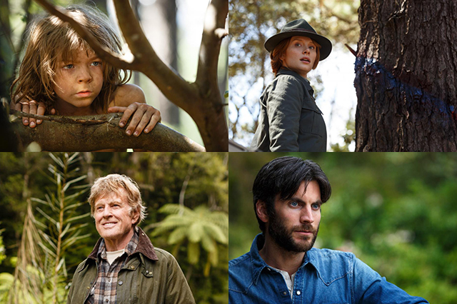 Pete's Dragon cast