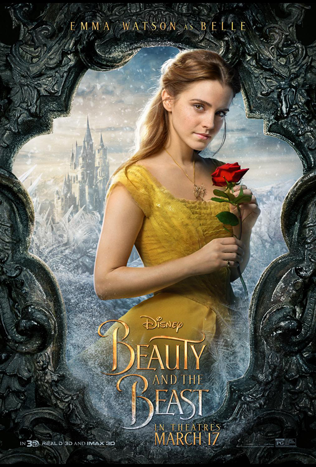 Emma in Beauty and the Beast