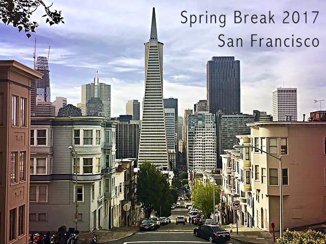 San Francisco Spring Break