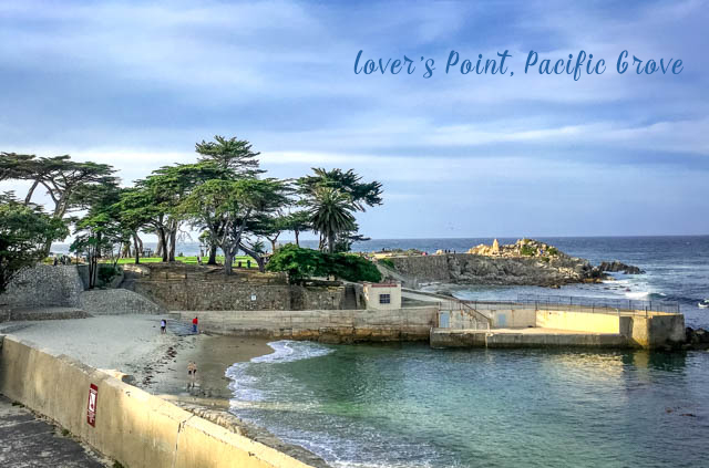 Lover's Point Pacific Grove
