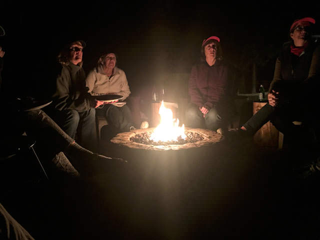 Fire-pit photos