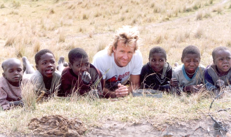 Jim's Travels in Africa