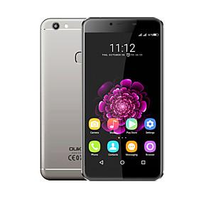 """OUKITEL U15S 5.5 """" Android 6.0 Smartphone 4G ( Double SIM Huit Cœurs 5 MP 4Go 32 GB Gris / Doré )"""