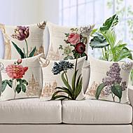 Retro Style Throw Pillow Case Pillowcase Sofa Home Decor Cushion Cover 16 Inch