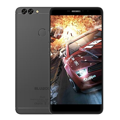 Bluboo Dual 5.5 Android 6.0 4G Smartphone (Dual SIM Quad Core 2 MP 13 MP 2GB 16 GB Black Gold Rosy)