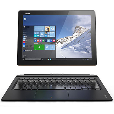 Lenovo Miix4 12 inch 2 in 1 Windows 10 Tablet with keyboard and Pen(Intel Core M7 CPU 8G DDR3 256G SSD 2160*1440 FHD IPS Screen Quad Core)