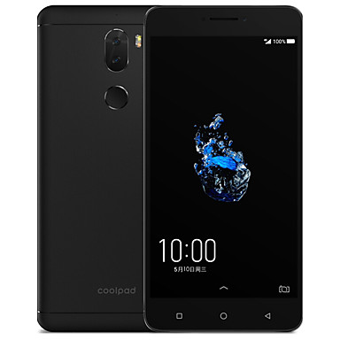 Coolpad COOLPLAY 6 5.5 inch 4G Smartphone (6GB + 64GB 13 MP Octa Core 4060mAh)