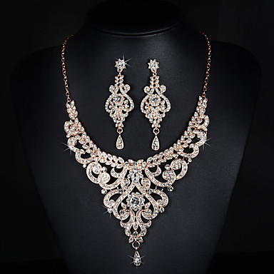 jewelry set women s anniversary wedding engagement party special occasion jewelry sets