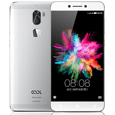 Letv Coolpad cool 1 dual 5.5 Android M 4G Smartphone (Dual SIM Octa Core 13 MP 3GB 32 GB Gold Silver)