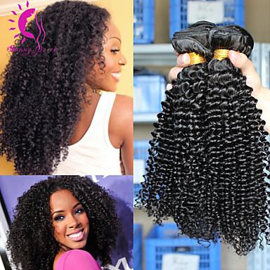peruvian kinky curly virgin hair queen hair products 3pcs peruvian curly virgin hair human hair