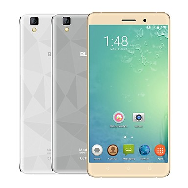 BLUBOO MAYA 5.5 Android 6.0 3G Smartphone (Dual SIM Quad Core 13 MP 2GB 16 GB Grey / Gold / White)