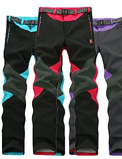 Pantalones Impermeable / Aislado / Resistente a la lluvia / Resistente al Viento / Mantiene abrigado / Forro Polar - para Mujer