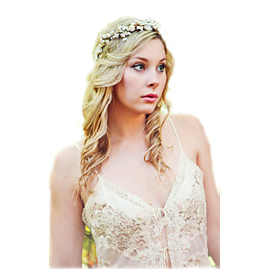 boho hair accessories flower headband flower crown rustic head wreath wedding headband bridal