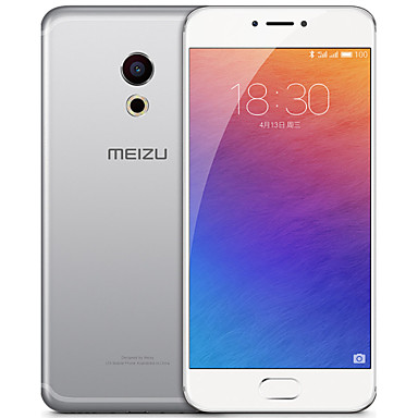 "MEIZU Pro 6 5.2 "" Android 5.0 4G Smartphone (Dual SIM Deca Core 21 MP 4GB + 32 GB Black / Silver / Golden)"