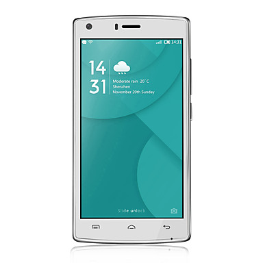 Doogee® X5 Max RAM 1GB + ROM 8GB Android 6.0 3G Smartphone With 5.0'' Screen, Gesture Sensor & Fingerprint Function