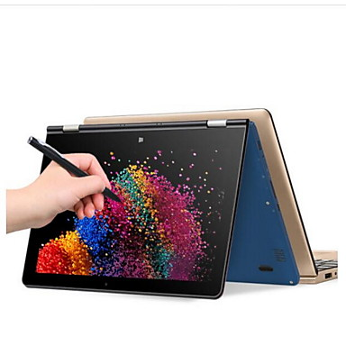 Voyo VBook V3 13.3 Inch 2 in 1 Windows 10 Tablet - Blue (Intel Core I5-7200U 2.5GHZ 1920x1080 IPS Quad Core 8G DDR4 256G SSD 12000mah)