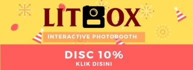 DISC 10% Litboxphotobooth