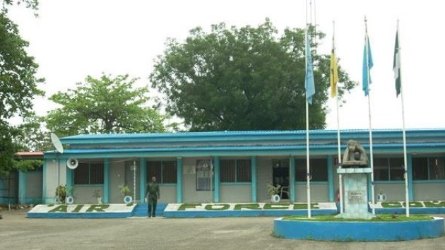 Air Force Comprehensive School Ibadan Admin Block