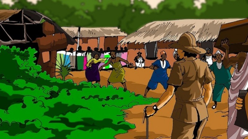 Dream of Chief Sodeke predicting the arrival of Henry Townsend in Abeokuta