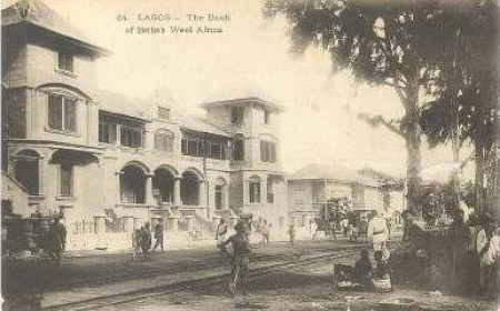Accounting in Nigerian History- Bank of British West Africa c.1900